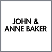 John and Anne Baker logo