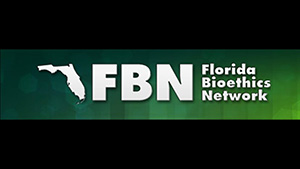 A logo for the FBN