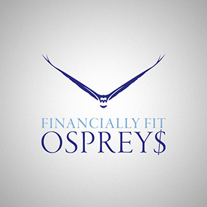 The Financially Fit Ospreys logo