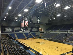 The new UNF Arena