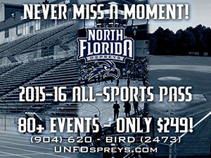 Never Miss a Moment; 2015-16 All-Sports Pass 80+ events only $249