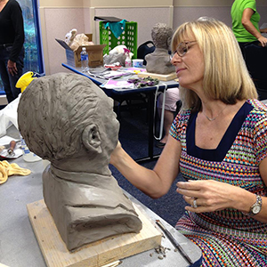 OllI offers sculpture classes