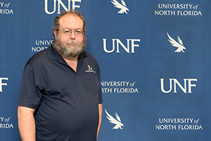 UNF employee Joe Brenton remembered in photo