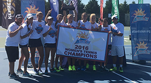 UNF women's tennis champs