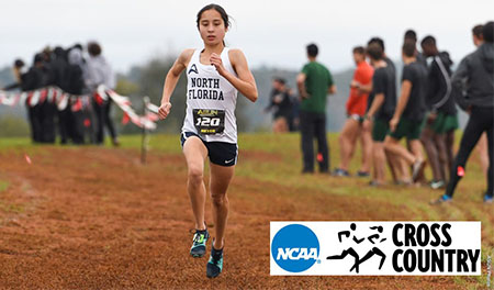 Cross Country standout Eden Meyer running at NCAA tournament