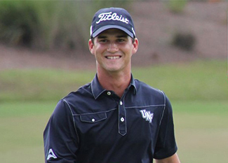 UNF golfer Philip Knowles
