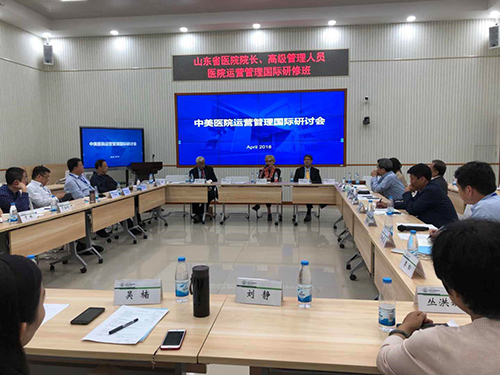 UNF faculty visit China to discuss international exchange programs