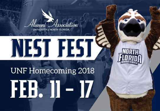 UNF Nest Fest Homecoming image