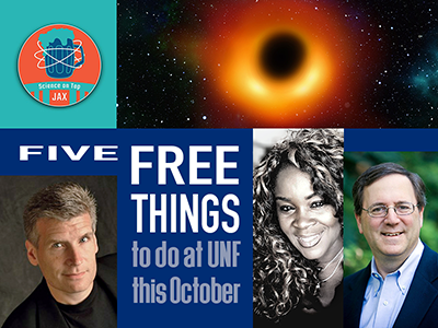 Five free things to do at UNF in October