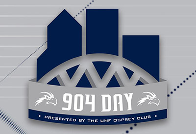Fundraising logo for 904 Day