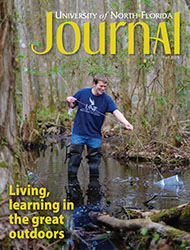 Journal Cover for Fall 2015 Issue