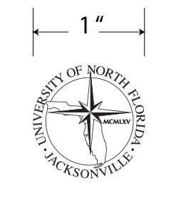 One inch version of the official UNF Seal