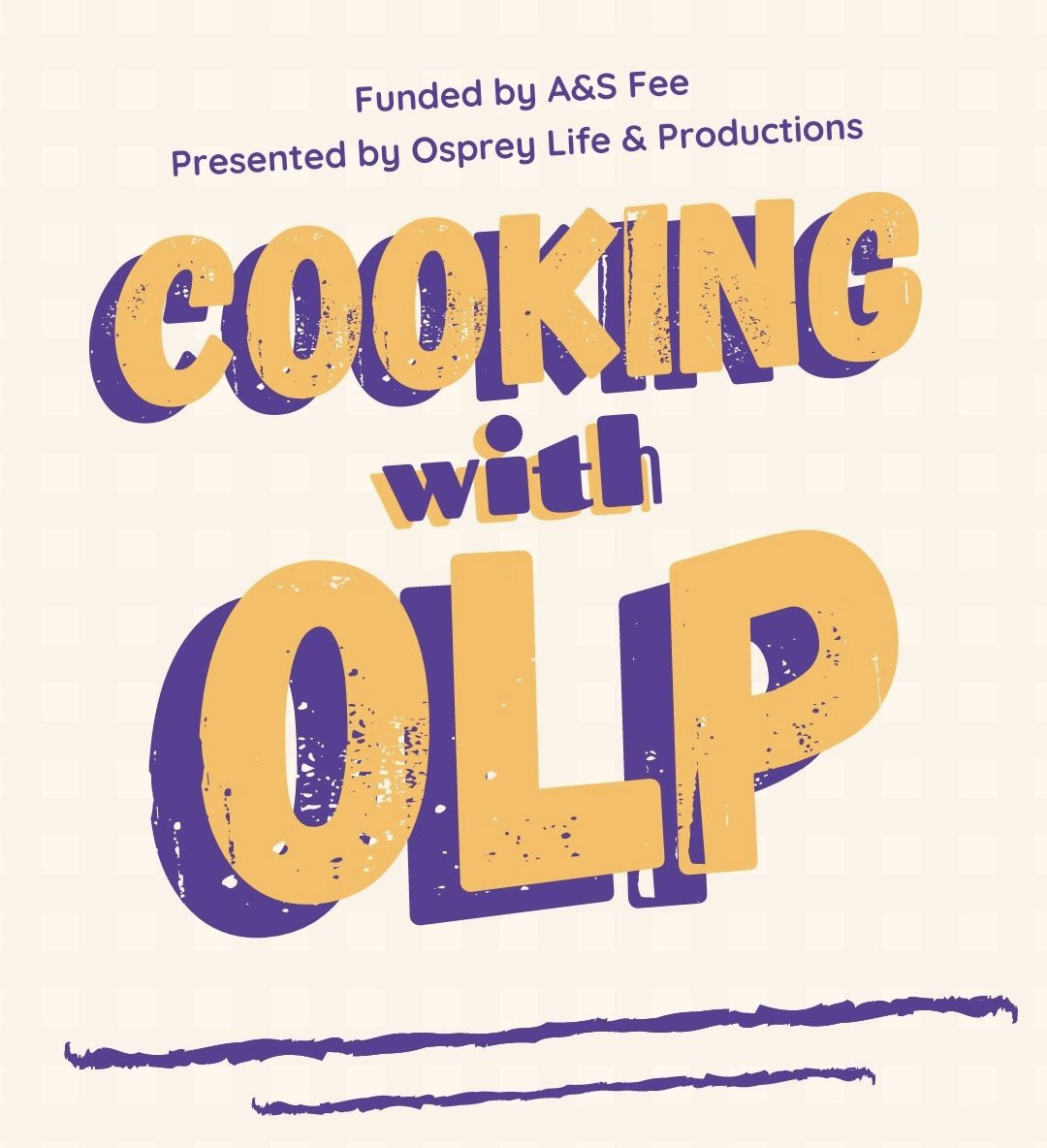 Cooking With OLP