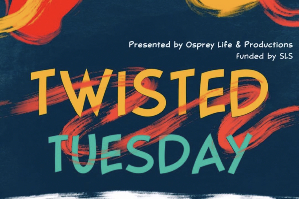Virtual Twisted Tuesday
