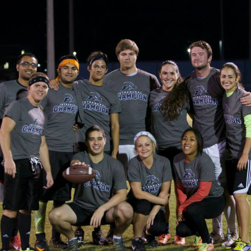 Intramural sports group