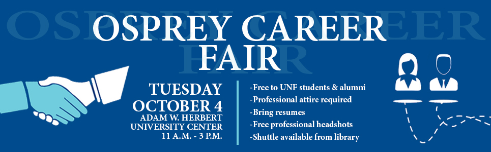 banner-Osprey Career Fair-Fall 2016