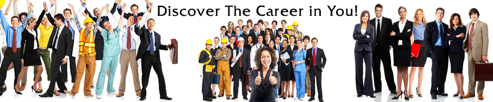 Career Services Main Page Banner-Discover The Career In You