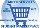 career services student marketplace