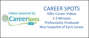 Career Spots Video Icon