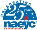 National Association for the Education of Young Children - celebrating 25 years