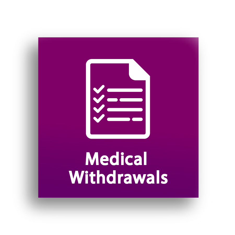 Medical Withdrawals Icon 2