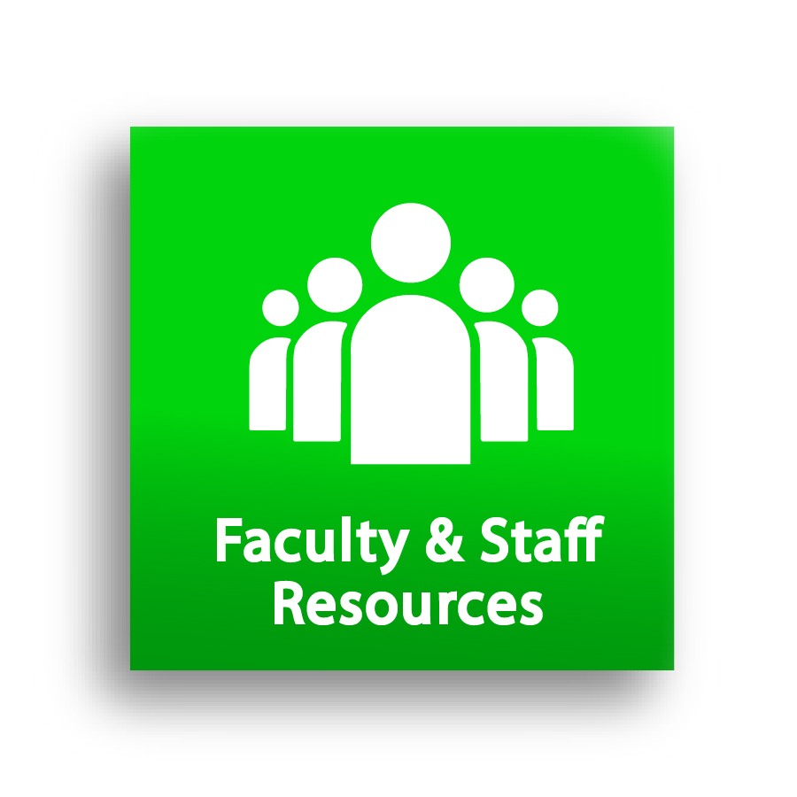 Faculty & Staff Resources Icon