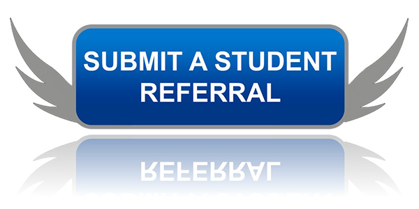 submit a student referral