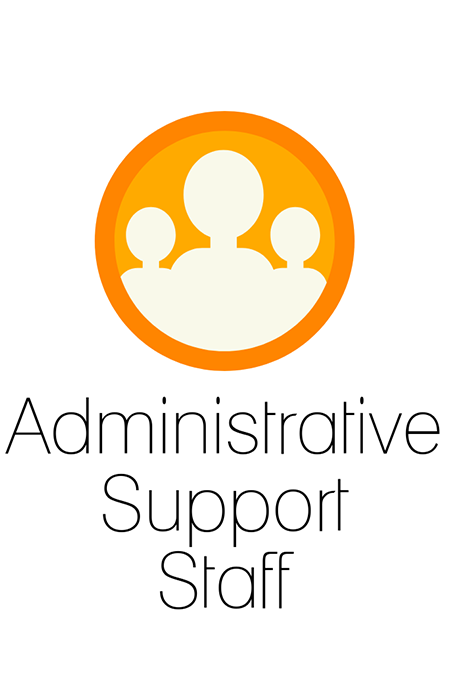Administrative Support Staff Logo