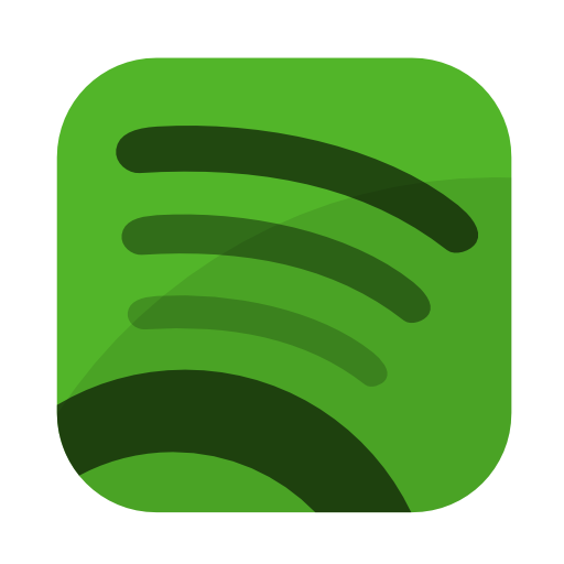 Small Spotify icon