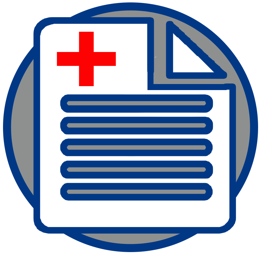 Medical Withdrawl Forms Icon