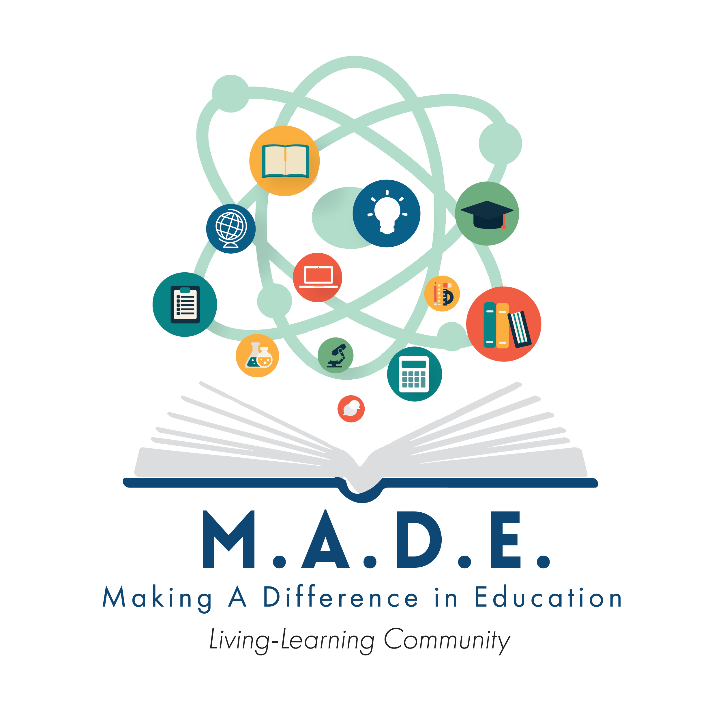 Making a difference in education LLC Logo