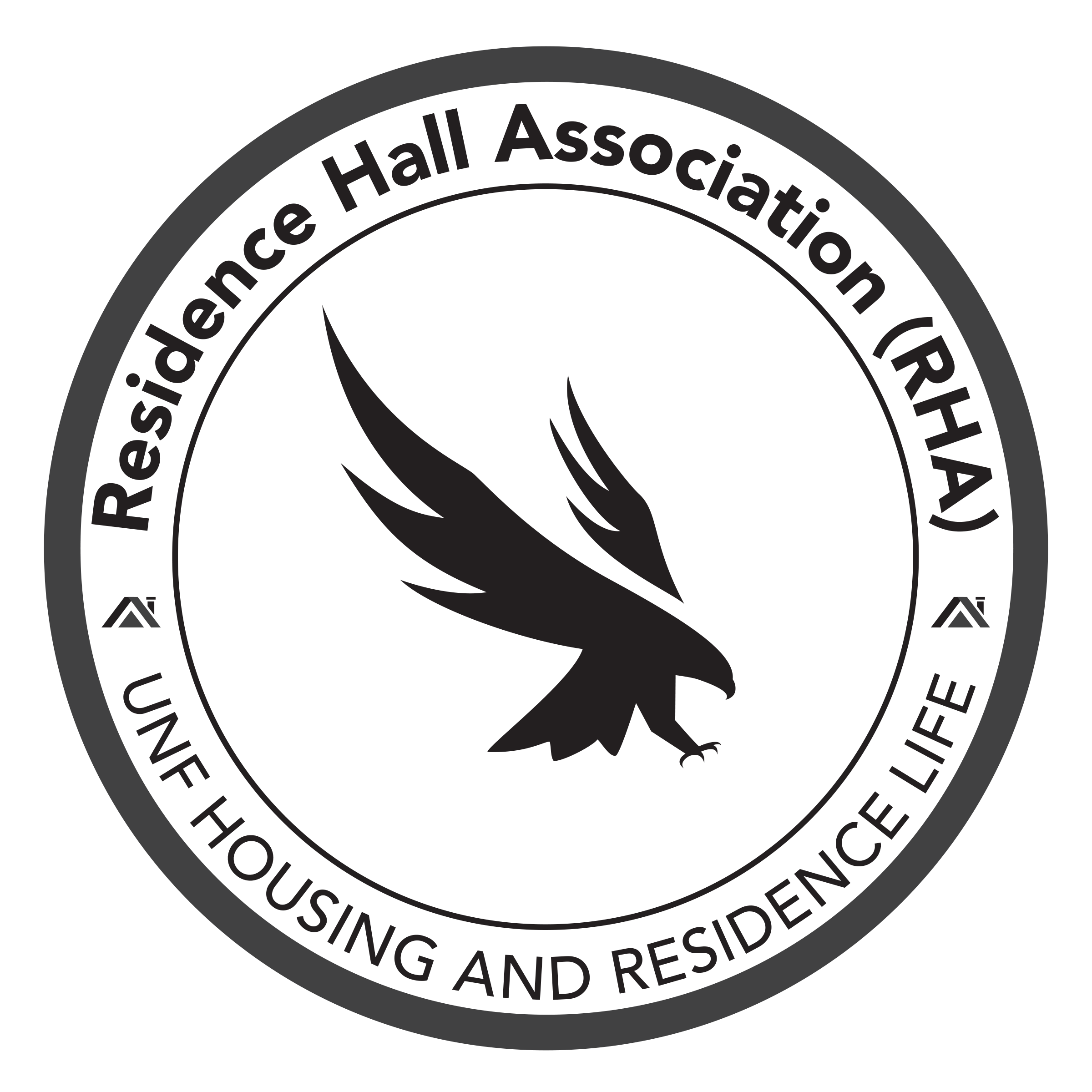 Residence Hall Association Logo