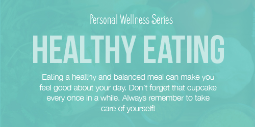 personal wellness Healthy Eating.