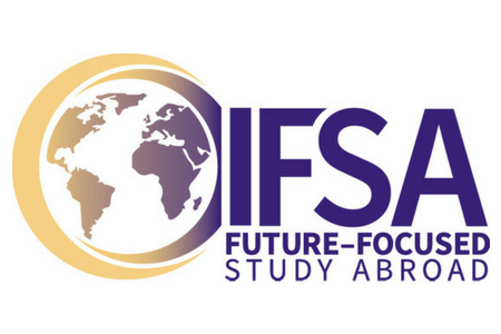 Institute for Study Abroad logo - future focused study abroad