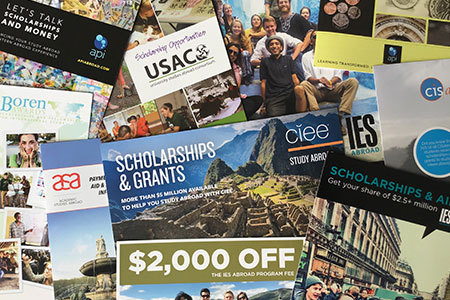 Other scholarships brochures