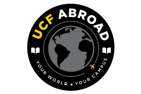University of Central Florida Study Abroad logo