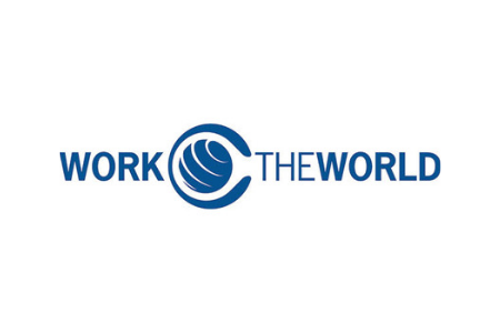 Work the World logo