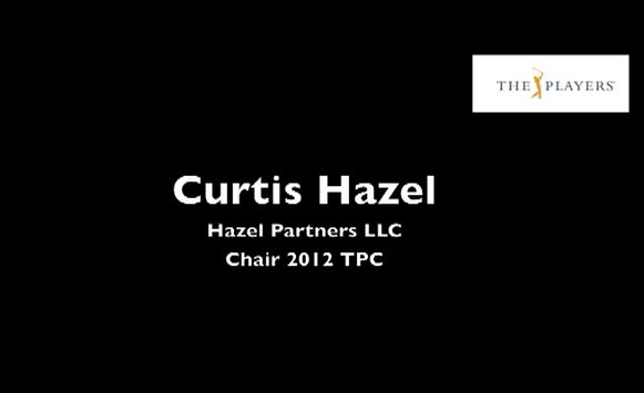 Curtis Hazel Video Embed