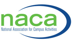 National Association for Campus Activities logo