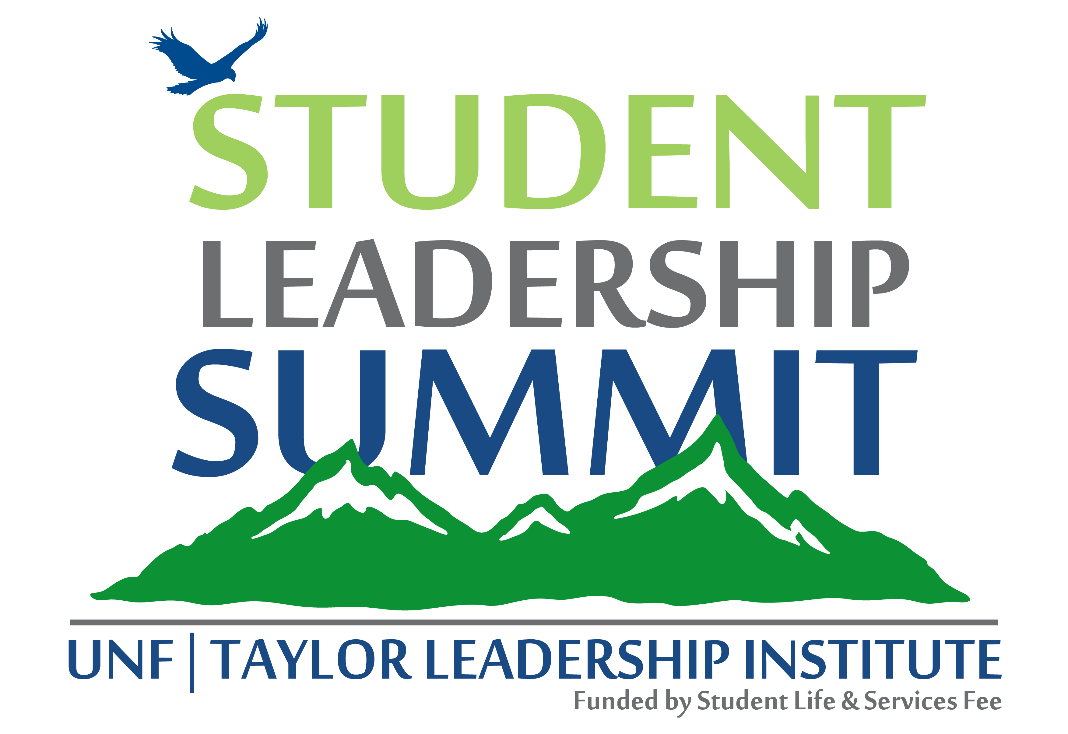 Student Leadership Summit logo by UNF Taylor Leadership Institute