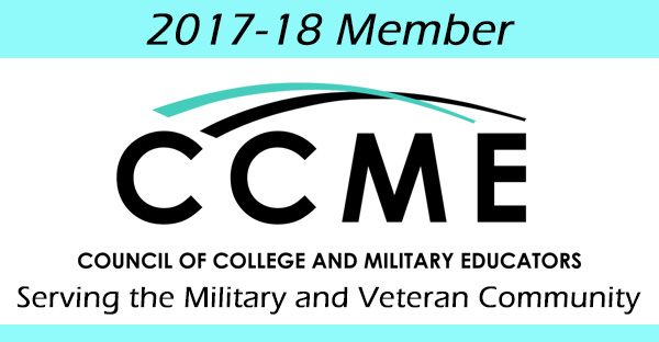 Council of College and Military Educators logo
