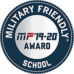 military friendly award logo