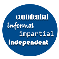 confidential - informal - impartial - independent