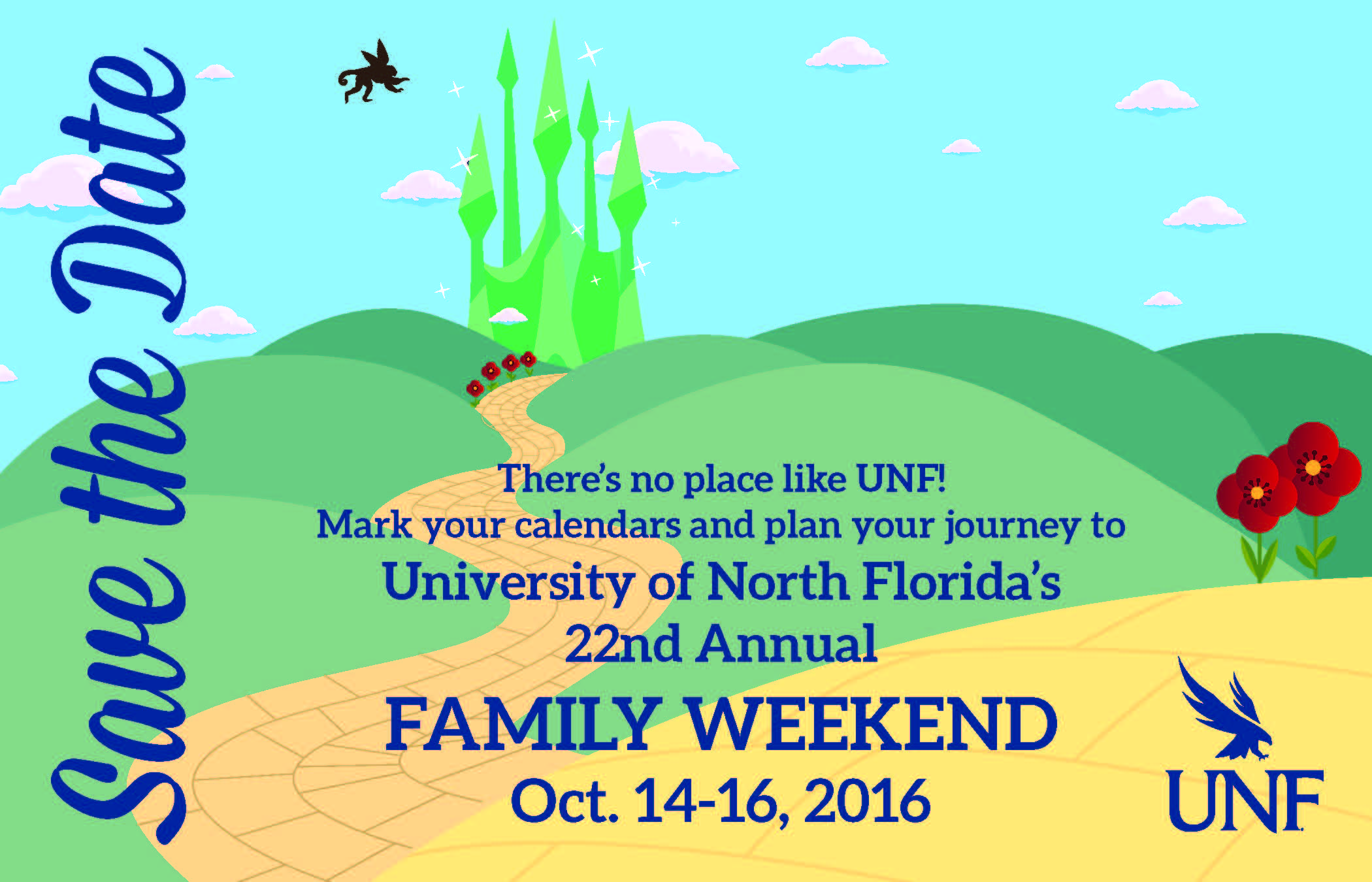 Family Weekend 2016