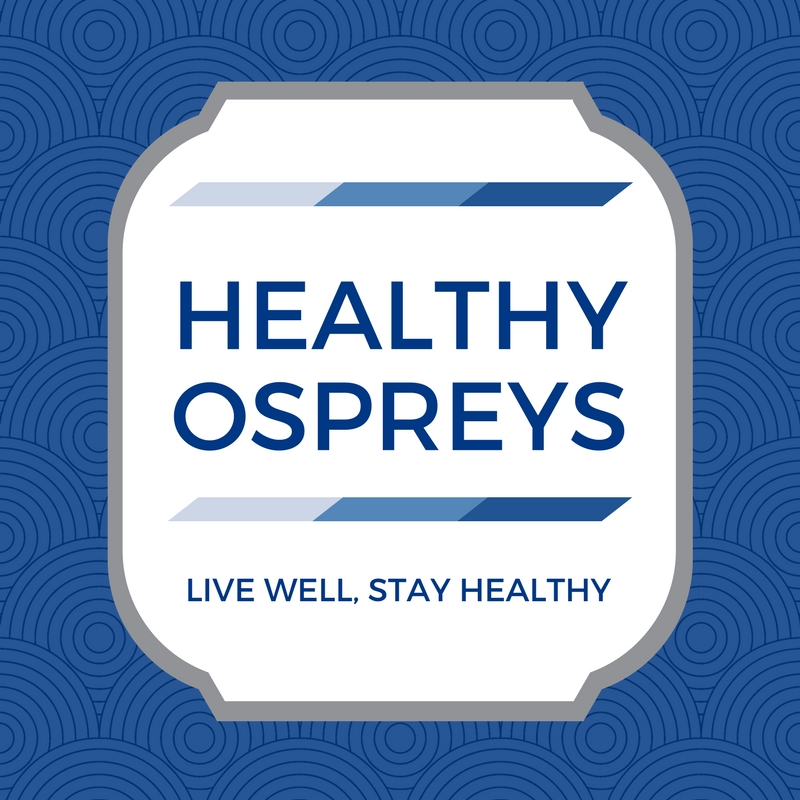 Healthy Ospreys logo