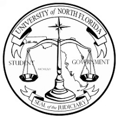 University of North Florida - student government - seal of the judiciary - placeholder 3