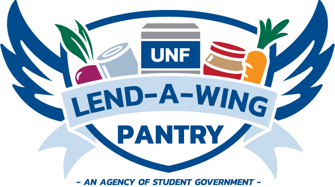 UNF Lend-A-Wing Official Logo