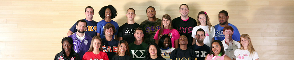 Fraternity and Sorority Students