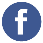 Facebook logo button, links to TLI facebook page