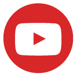 Youtube logo button, links to TLI Youtube page